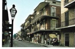 LOUISIANA---NEW ORLEANS---saint Peter Street---voir 2 Scans - New Orleans