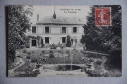MONTRY (SEINE ET MARNE), Le Moustiers - Frankreich