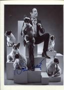 ALAIN CHAMFORT - Autographes