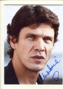 MARC LAVOINE - Autographes
