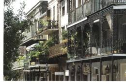 LOUISIANA---NEW ORLEANS--lace Balconies --voir 2 Scans - New Orleans