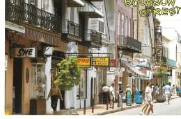 LOUISIANA---NEW ORLEANS--bourbon Street--voir 2 Scans - New Orleans