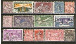 Pochette D'oblitérés _tous états - Collections