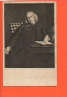 RUSSIE - Histoire - Célébrité -Samuel Johnson - Reynolds - Ecrivains