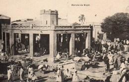 MALI  MOPTI  Le Marché - Mali