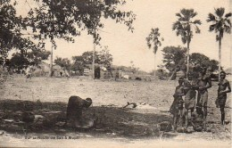 MALI  MOPTI  Sur La Route De San à Mopti - Mali