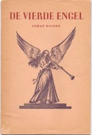 Brochure Litteratuur - De Vierde Engel - Johan Daisne - Illustraties Luc De Jaegher - 1959 - Livres, BD, Revues