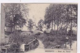 Saône-et-Loire - Dennevy - Pont Du Canal - France