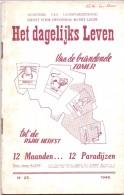 Brochure Handboekje - Het Dagelijks Leven - 1949 - Dienst Belg. Leger - Livres, BD, Revues