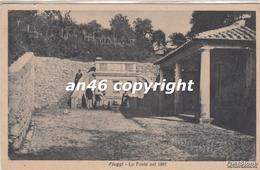 FIUGGI._La Fonte Nel 1887_Vg Il 12/9/1917 X Morsasco_Ottima Conservazione_2 Scan- - Frosinone
