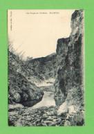 CPA  FRANCE  07  ~  THUEYTS  ~  Les Gorges De L'Ardèche  ( Arzalier 1924 ) - France