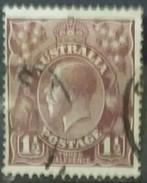 AUSTRALIA 1915 -1923 King George V. USADO - USED. - Used Stamps