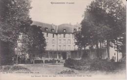 """88 VOSGES GERARDMER   """" Grand Hôtel Du Lac Vue Intérieur Prise Du Parc """" - Gerardmer"""