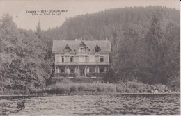 "88 VOSGES GERARDMER   "" Villa Au Bord Du Lac   "" Trèfle N° 158 - Gerardmer"