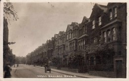 Real Photo Card Post Card Baalbec Road Highbury North London - Andere