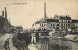 59 LE PONT DE MARCQ EN BAROEUL ( ANIMEE ) - Marcq En Baroeul