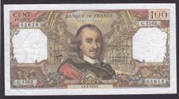 FRANCE : BILLET  100 FRANCS CORNEILLE Du 2-2-1978 - (2 Scan) 1 - 100 F 1964-1979 ''Corneille''