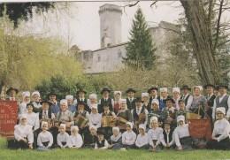 BOURDEILLES  GROUPES TRADITIONNELS DU PERIGORD - Altri Comuni