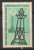 Timbres - Amérique - Uruguay - 1968 - 6 Pesos - - Uruguay