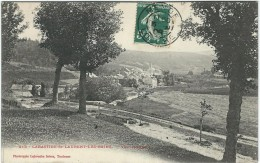 Lozere : La Bastide St Laurent, Vue Générale - France