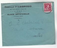 1946 BELGIUM  Stamps COVER - Belgium
