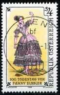 Österreich - Michel 1796 - Zentriert OO Gestempelt (B) - Fanny Elßler - 1981-90 Usados