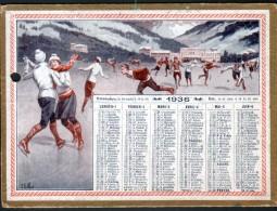 FORMAT 20 X 14,7 Cm, 11936, ILLUSTRATION: JL BEUZON, SCANS RECTO ET VERSO, 1 Perforation - Petit Format : 1921-40