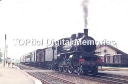 Railway Photo Italy 640.145 Vignale Aug'70 -2 - Riproduzioni