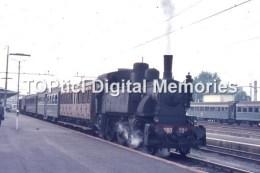 Railway Photo Italy 880.004 Novara Aug'70 -4 - Repro's