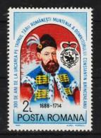 1988 - Constantin Brancoveanu  Mi No 4457 MNH - 1948-.... Republiken