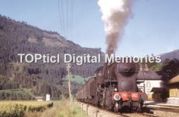 Railway Photo Italy 741.262 Vandoies Sep'73 -2 - Riproduzioni