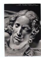 Q3340 Cartoline Con Sculture E Statue - Vaticano, La Pietà Del Michelangelo ( Dett. ) +LUNGA LETTERA SUL RETRO 1954 - Sculture