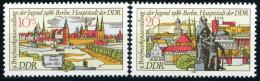 DDR - Michel 3030 / 3031 Einzeln - ** Postfrisch (A) - Briefmarkenausstellung Der Jugend Berlin - Ongebruikt
