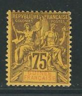 GUINEE N° 12 * - Guinée Française (1892-1944)