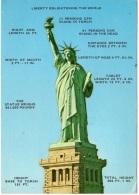 BAR 79 - CPM De La Statue De La Liberté à New York - Long Island