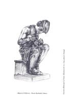 BAR 80 - Gravure De L'Allégorie De L'Orfèvrerie - Musée Bartholdi Colmar Ft 21x15 Cm - Prints & Engravings