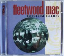 CD Fleetwood Mac Boston Blues Double CD Rare Peter Green Mick Fleetwood Joe Walsh Eric Clapton - Music & Instruments