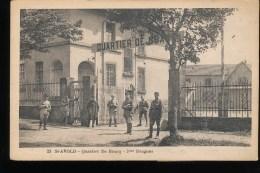 St - Avold -- Quartier De Bracq -- 3 Eme Dragons - Barracks