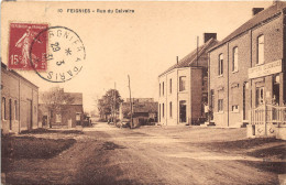 59-FEIGNIES- RUE DU CALVAIRE - Feignies