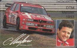 Germany K273/94 - Racingcar - Nicola Larini - DTM - K-Series : Série Clients