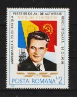 1988 - CEAUSESCU  Mi No 4438 - Ungebraucht