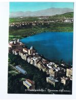 CASTELGANDOLFO  ( ROMA ) PANORAMA DALL'AEREO - 1958 - EDIZ. EVANGELISTI ( 969 ) - Italia