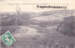 CPA - 87- RAZES - (Haute-Vienne) - Moulin De ROUDET Et La Roche De RAZES  - CARTE RARE - - Frankrijk