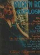LP15---  DISCO  LP  33,  USATO,  MUSICA ,  ROCK'N  ROLL,  EXPLOSION,  1972, - Rock