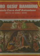 LP16---  DISCO  LP  33,  USATO,  MUSICA ITALIANA,  CARO GESU' BAMBINO,  PICCOLO CORO DELL'ANTONIANO,  1974 - Christmas Carols