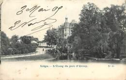 N-16 897 :  LIEGE ETANG PARC D AVROY - Liege
