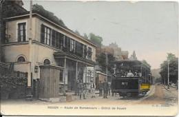 Rouen - Route De Bonsecours - Octroi De Rouen - Rouen