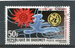 BENIN-DAHOMEY  N°  29  (Y&T)   (Poste Aérienne)  (Oblitéré) - Bénin – Dahomey (1960-...)