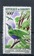 BENIN-DAHOMEY  N°  41  (Y&T)   (Poste Aérienne)  (Oblitéré) - Benin – Dahomey (1960-...)