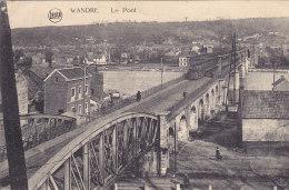 Wandre - Le Pont (animée, Tram, Legia, 192x) - Liege